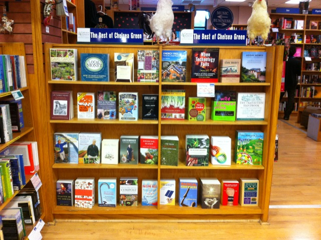 book people consignment display