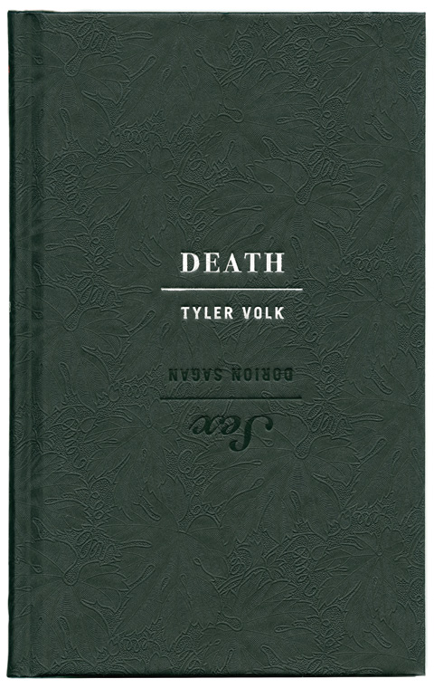 Death & Sex Front Cover