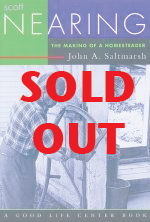 Scott Nearing The Making of a Homesteader by John Saltmarsh  Scott Nearing (1883-1983) has inspired an entire generation of disciples who are the current movers and shakers of the contemporary homesteading movement, and (not coincidentally) prominent among the author ranks of Chelsea Green books. Eliot Coleman (The New Organic Grower) actually lives on a piece of property that once belonged to the Nearings. Michael Potts (The New Independent Builder) lives on the