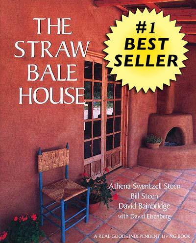 The Straw Bale House Cover Image
