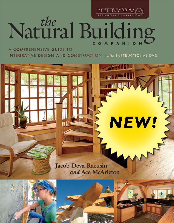 Natural Building Companion Cover Image