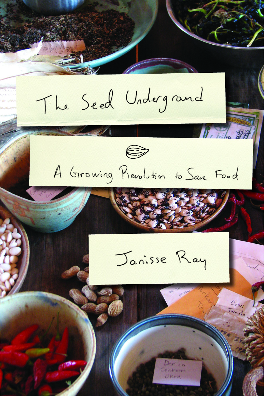 The Seed Series: Seed Saving Basics