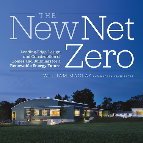 New Book Explores a Net Zero Energy Future
