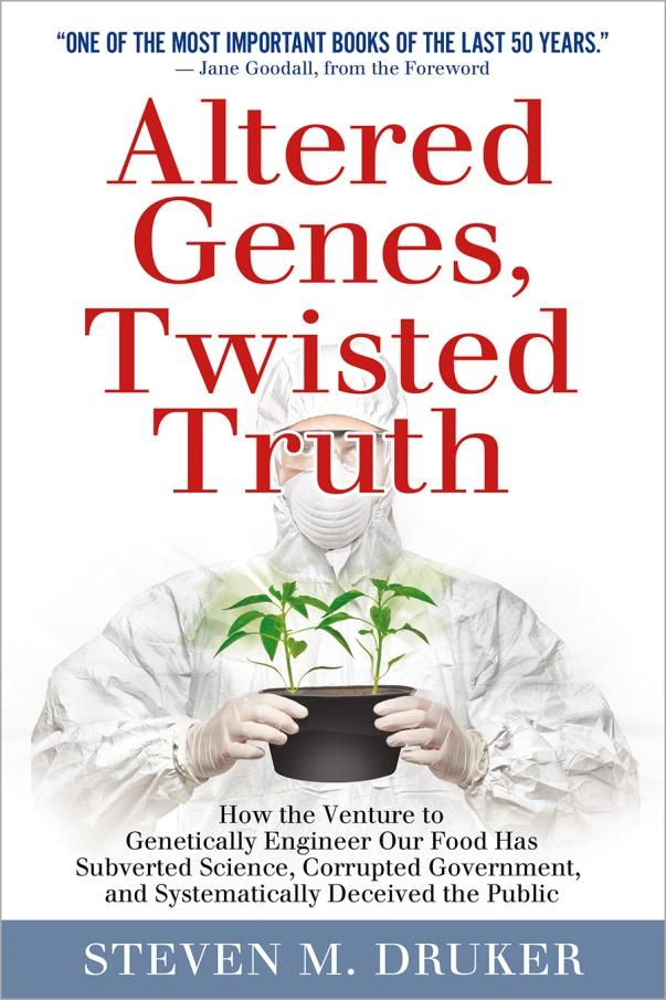 Book Exposes Scientific Fraud, Collusion on GMOs