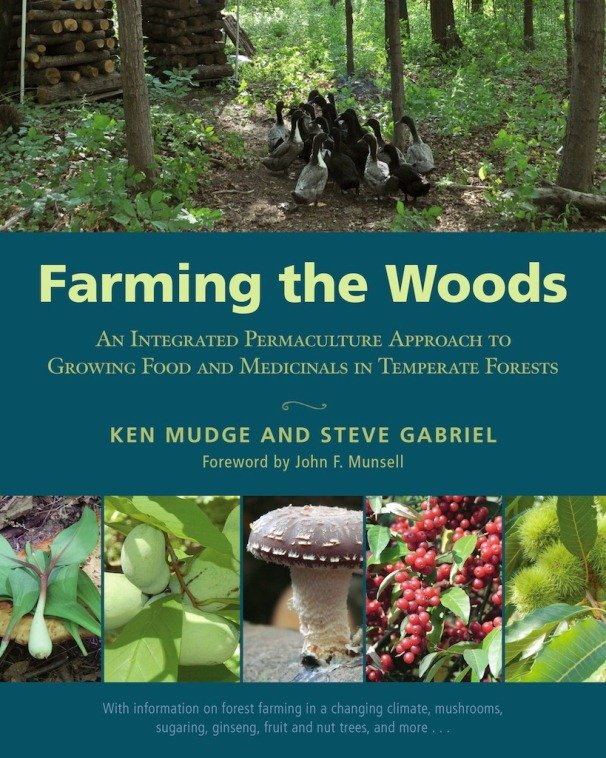 Farm the Woods: Grow Food and Medicinals in Forests