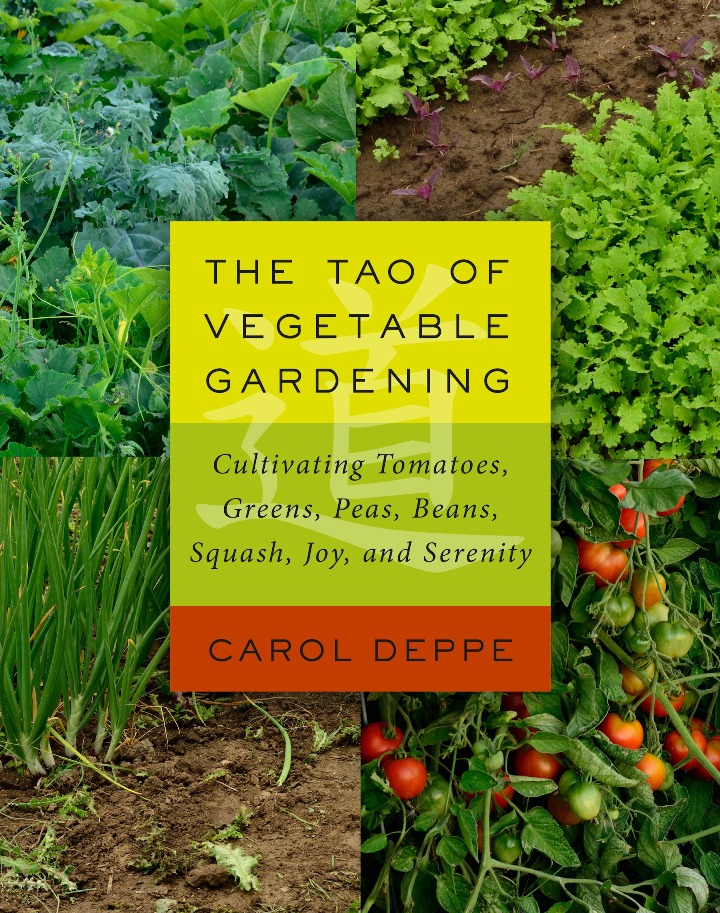 Books in the News: 'The Tao of Vegetable Gardening' & More!