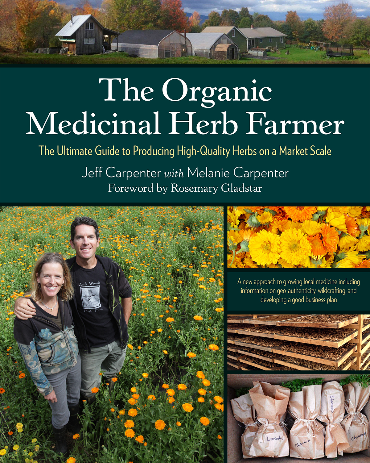 Growing and Marketing Organic Medicinal Herbs