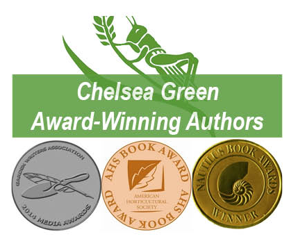 Chelsea Green Authors Honored with National Awards