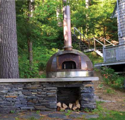 Build a Wood-Fired Oven in Your Backyard