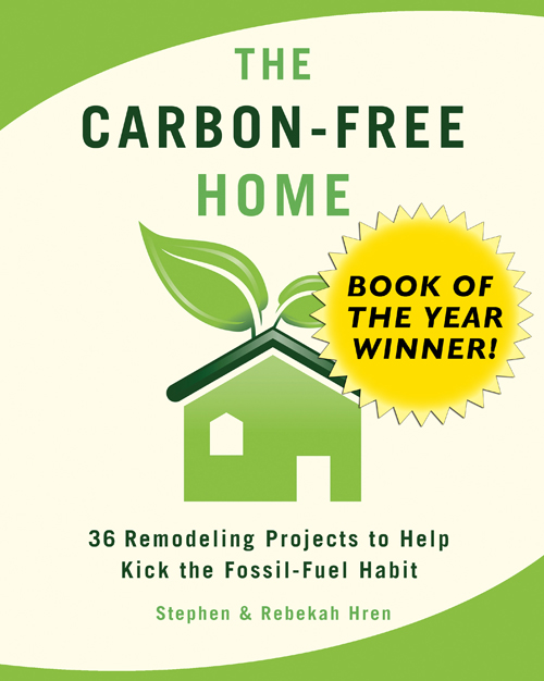 The Carbon-Free Home Cover Image