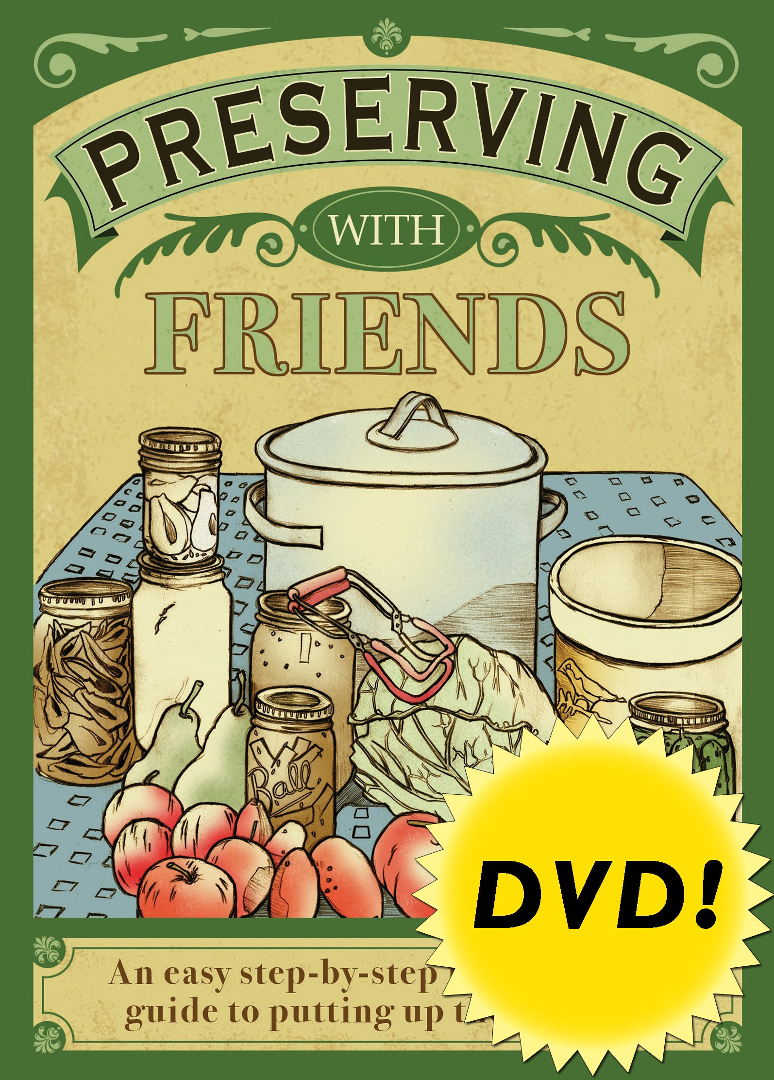 Preserving with Friends