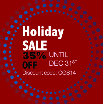 The clock is ticking on our Holiday Sale!