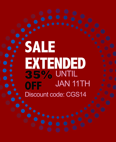 Forget Something? Holiday Sale Extended!