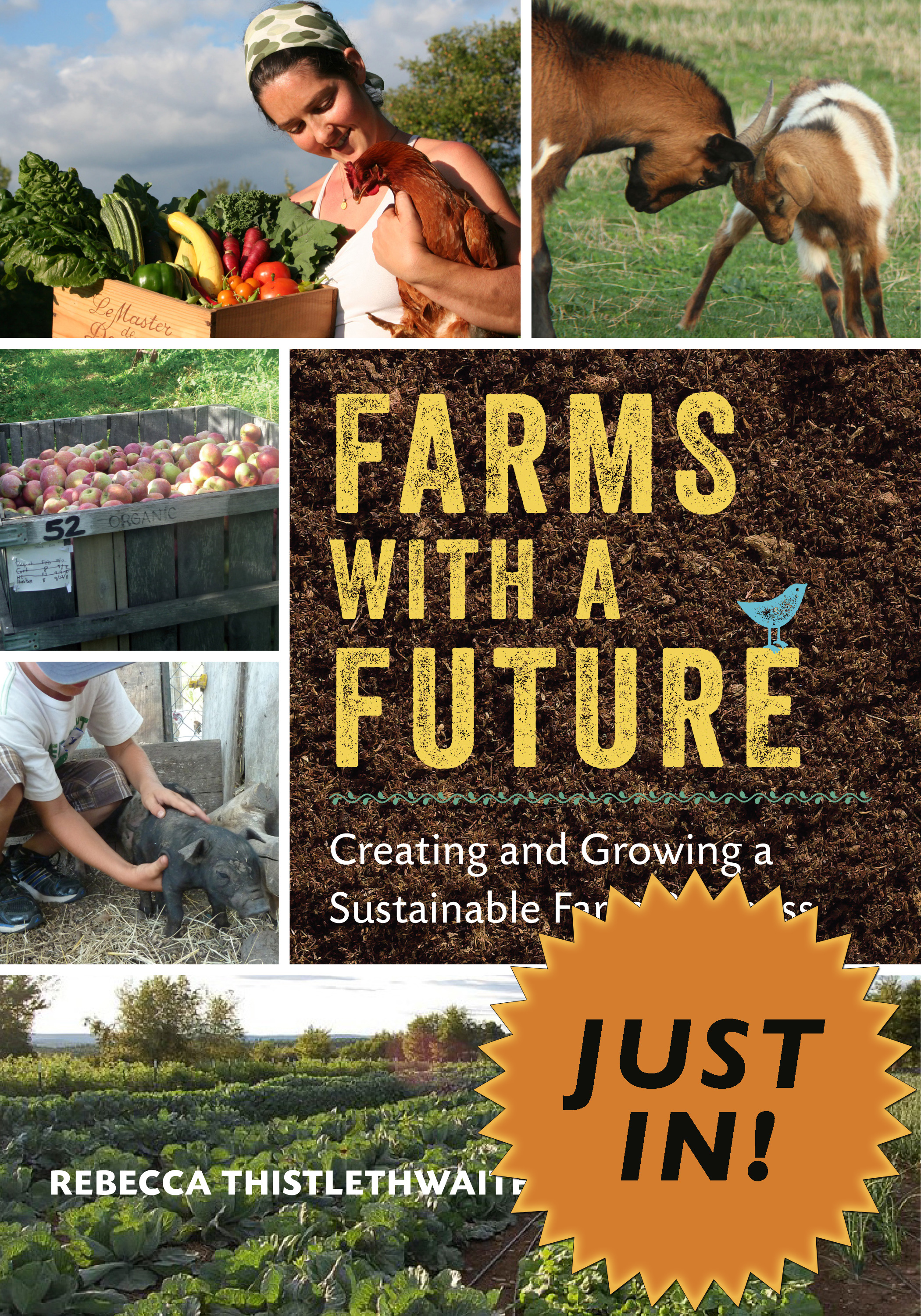 Farms With a Future Cover
