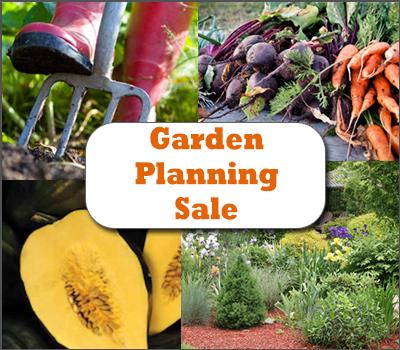 Get Garden Reading! 30% Off Gardening Books