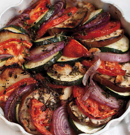 Veggie Lovers Rejoice: Vegetable Tian