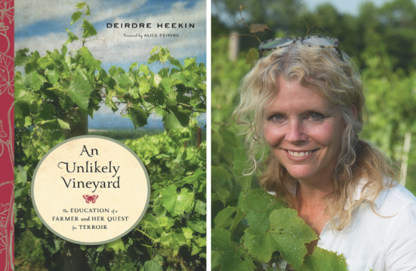 A Conversation With Winemaker, Farmer, Author Deirdre Heekin