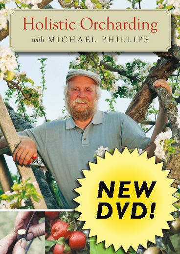 Holistic Orcharding with Michael Phillips DVD Cover
