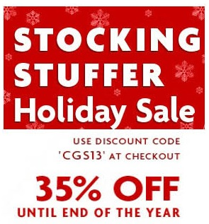 Stocking Stuffer Holiday Sale!