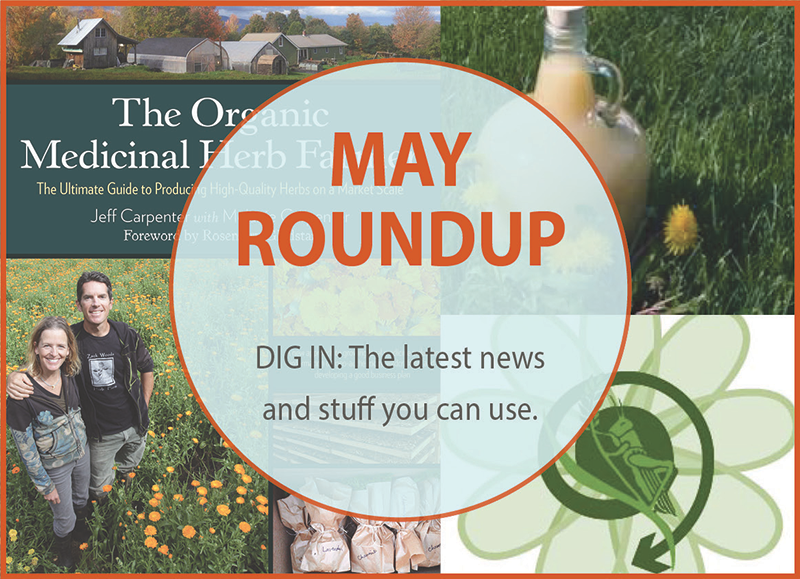 May Roundup: News, Views & Stuff You Can Use