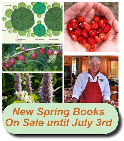 Save 35% on our New Crop of Spring Books