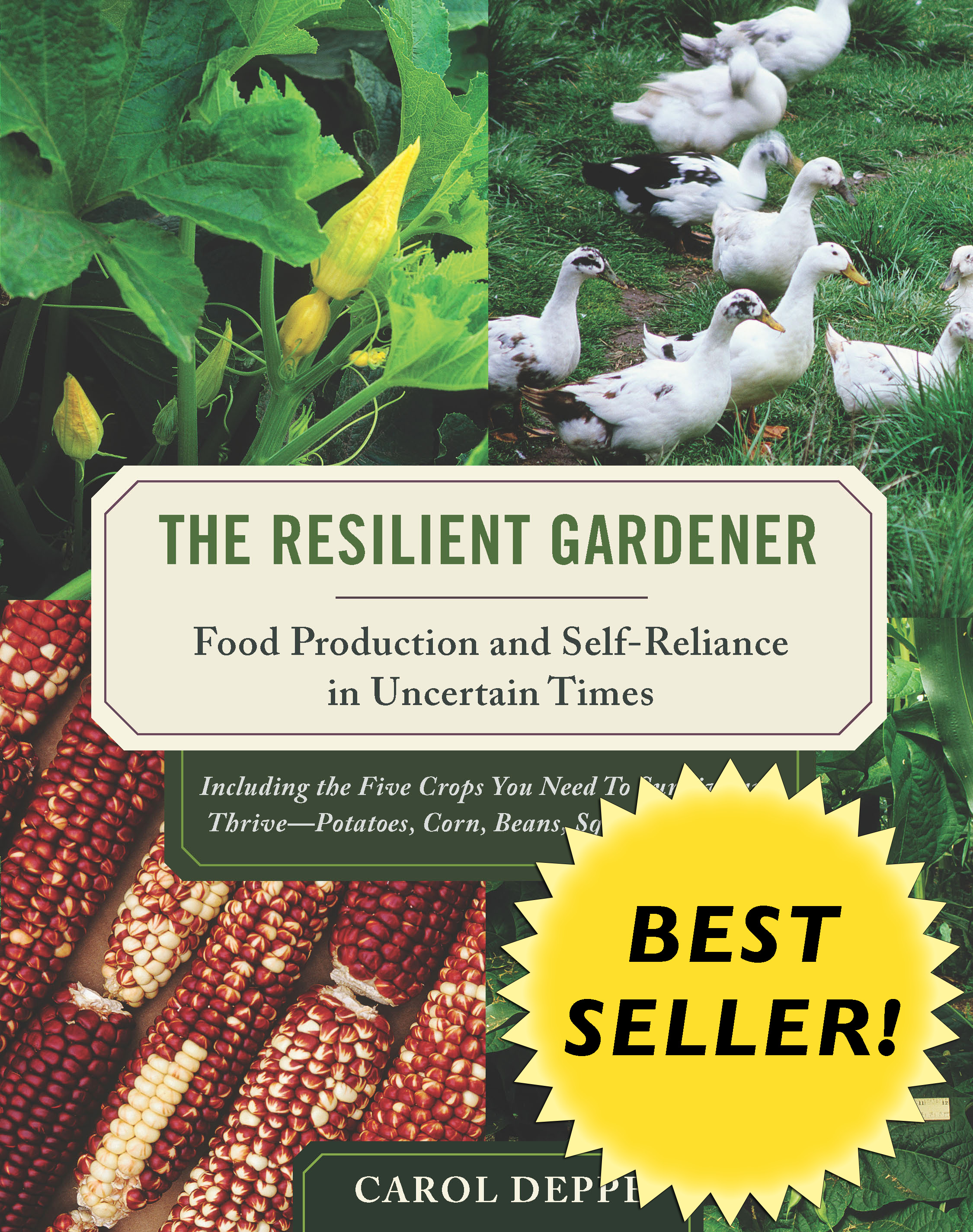 Resilient Gardener Cover Image