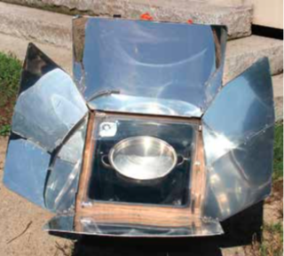 Designing Your Own Solar Cooker & Dehydrator