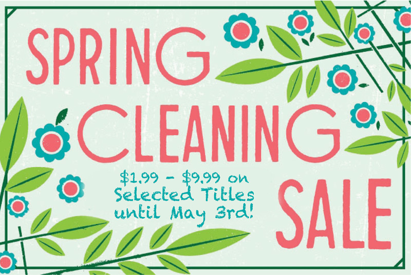 Spring Cleaning Sale: Time is Running out!
