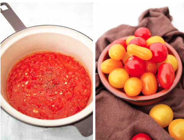 RECIPE: Back to Basics Tomato Sauce