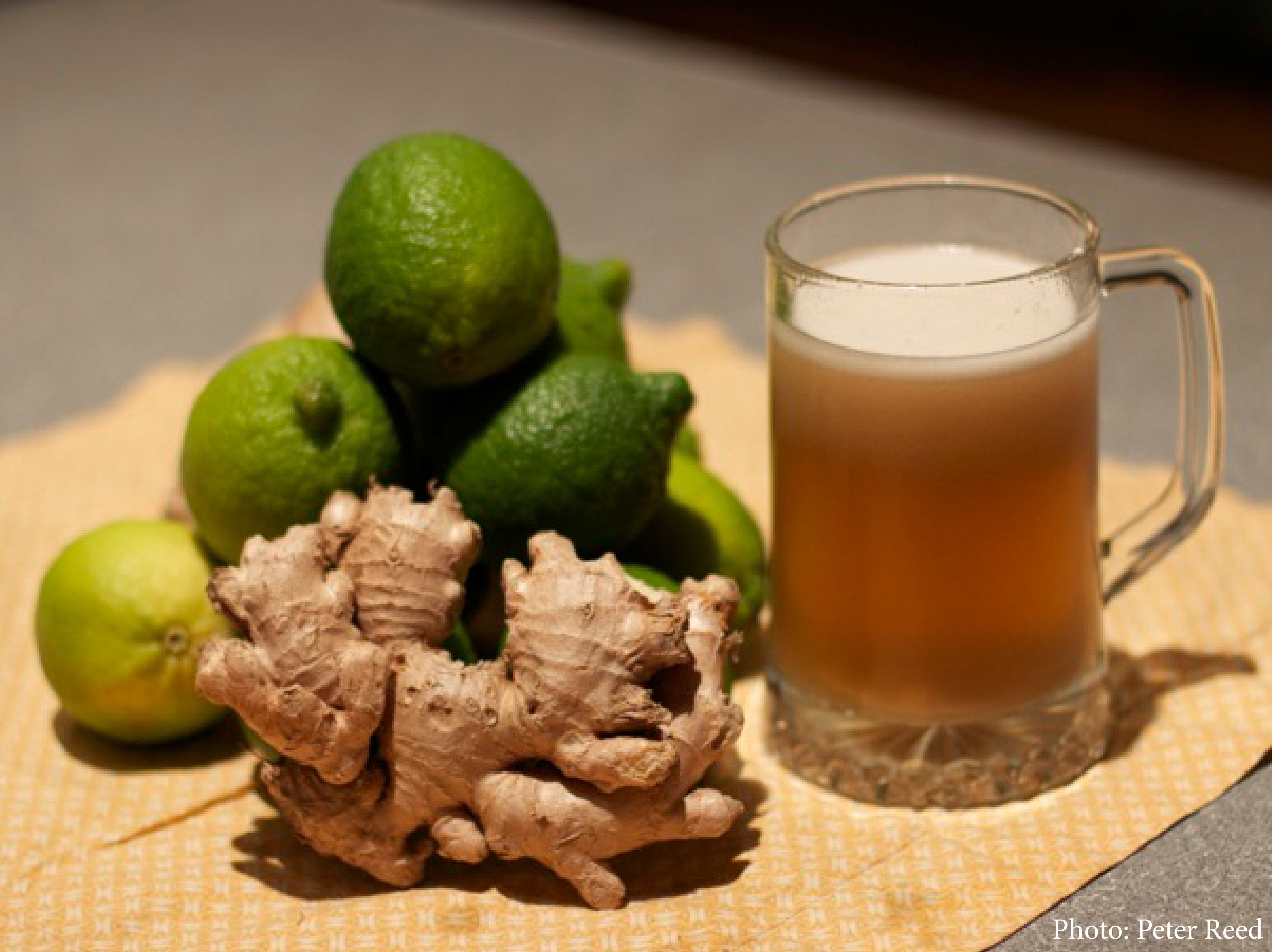 Recipe: Ginger Beer