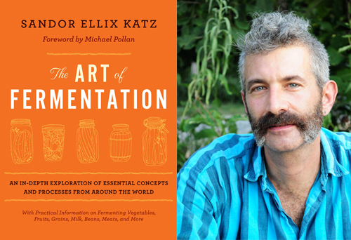 <i>The Art of Fermentation</i>: James Beard Award Winner!