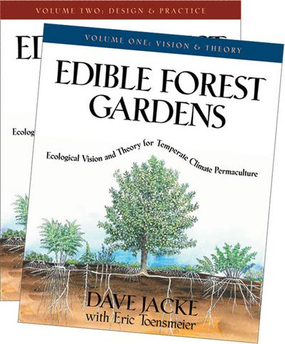 Edible Forest Gardens Set Cover