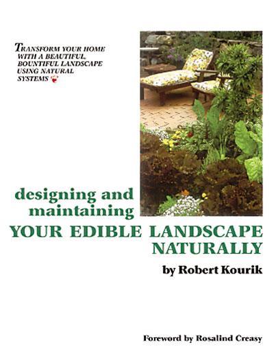 Designing Edible Landscape Cover