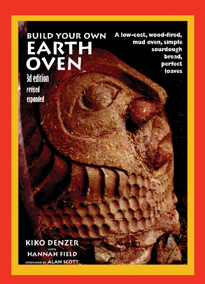 Build Your Own Earth Oven Cover Image