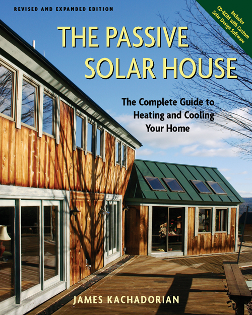 The Passive Solar House Cover Image