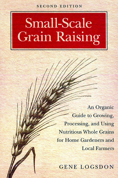 Small Scale Grain Raising Cover Image
