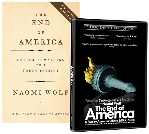The End of America and The End of America: Movie Set