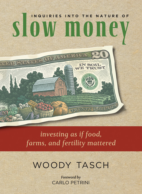 Slow Money Cover