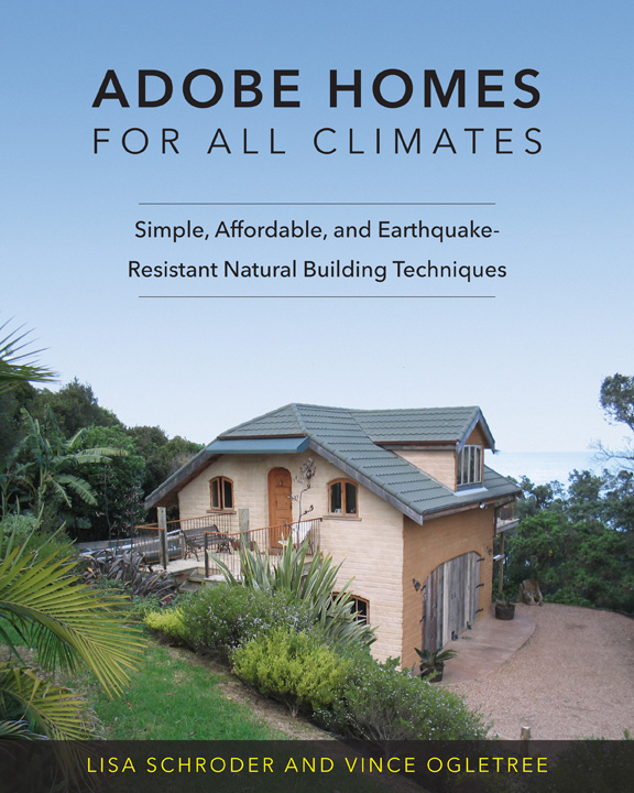 Adobe Homes for All Climates Cover Image