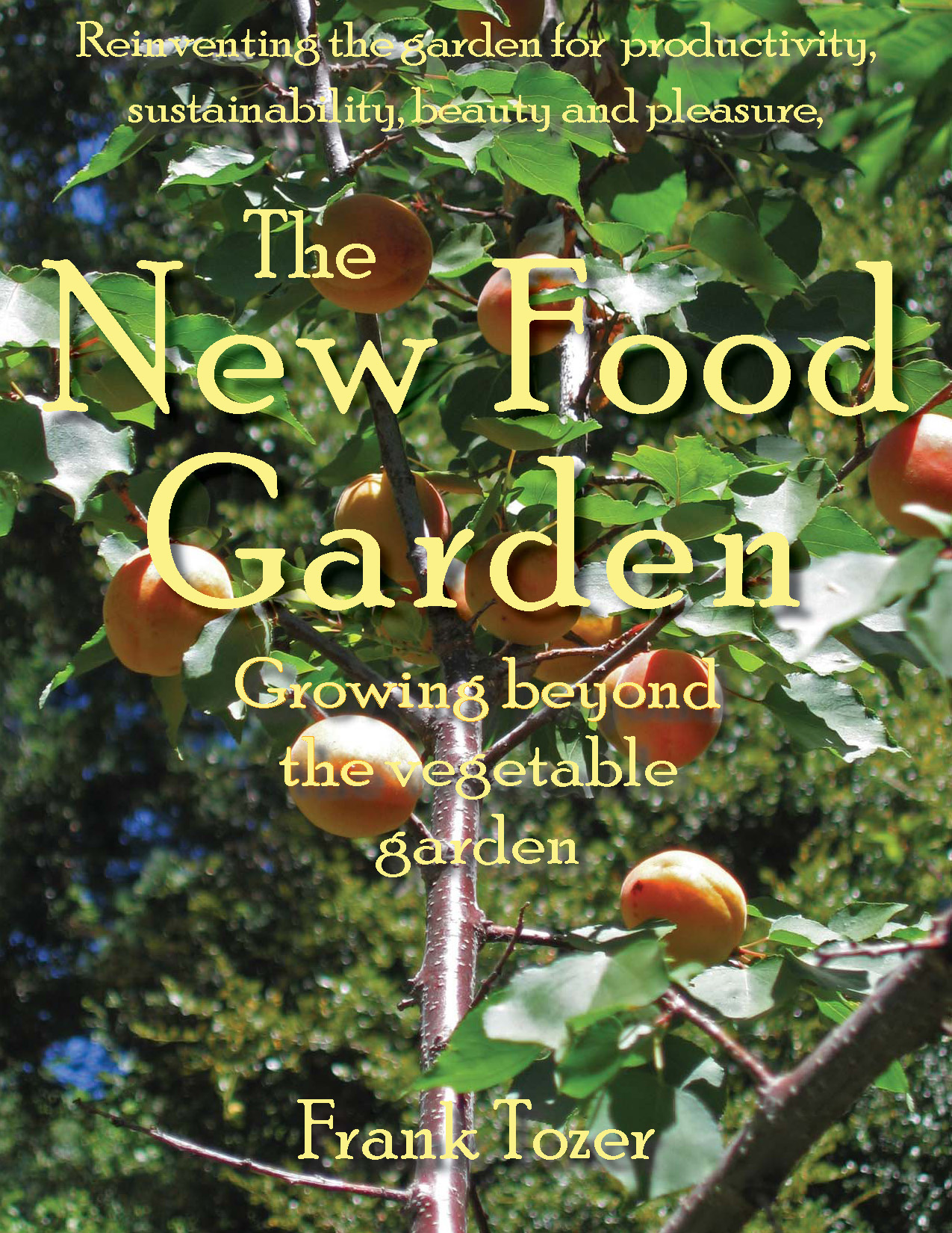 New Food Garden Cover
