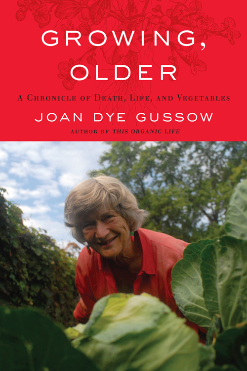 Growing Older Cover