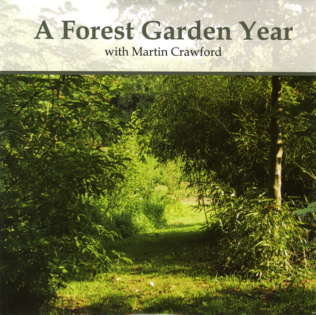 A Forest Garden Year DVD Cover