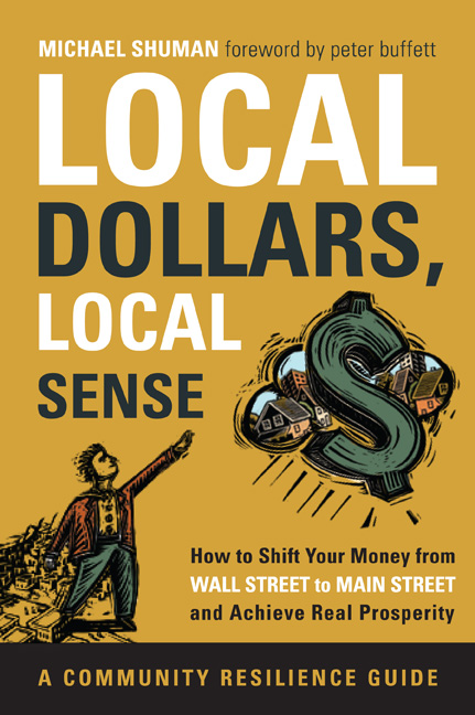 Local Dollars Local Sense Cover