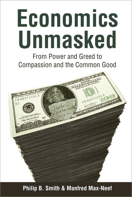 Economics Unmasked Cover