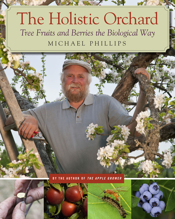 The Holistic Orchard Cover Image