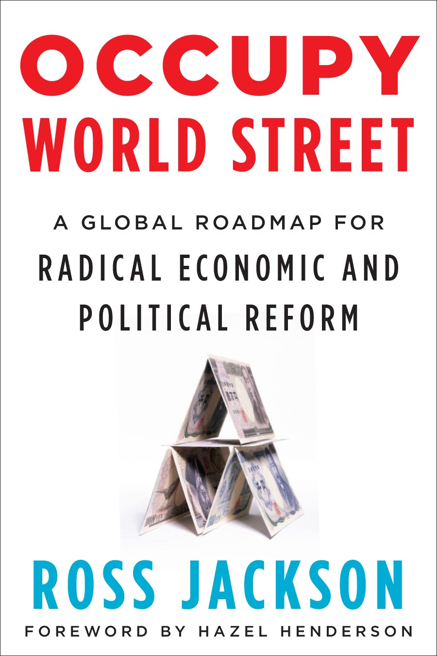 Occupy World Street Cover