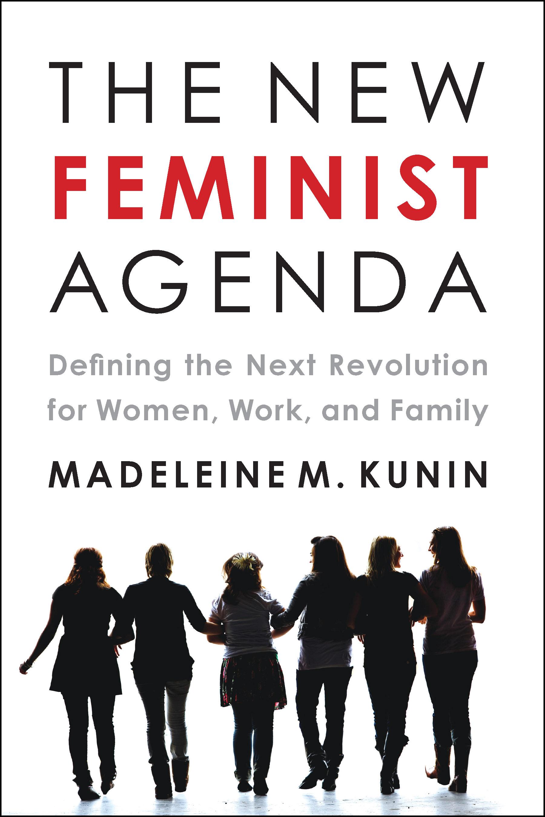 New Feminist Agenda Cover