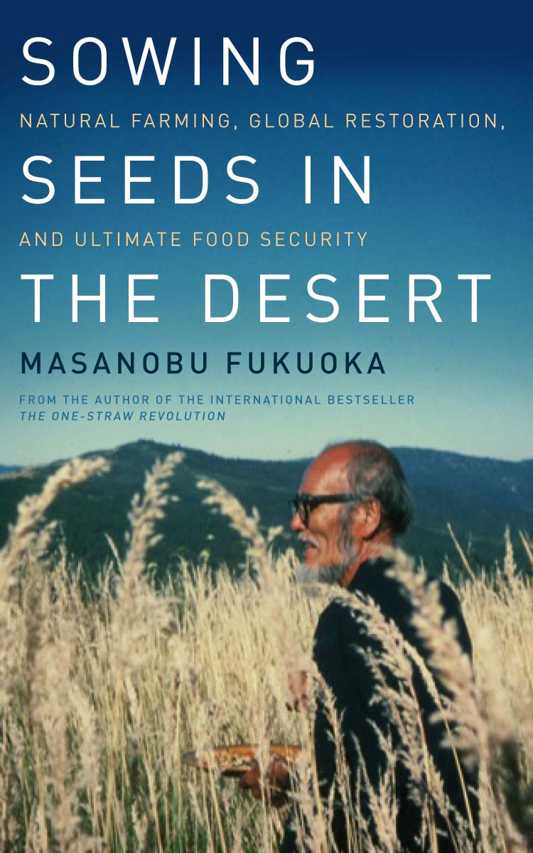 Sowing Seeds in the Desert Cover