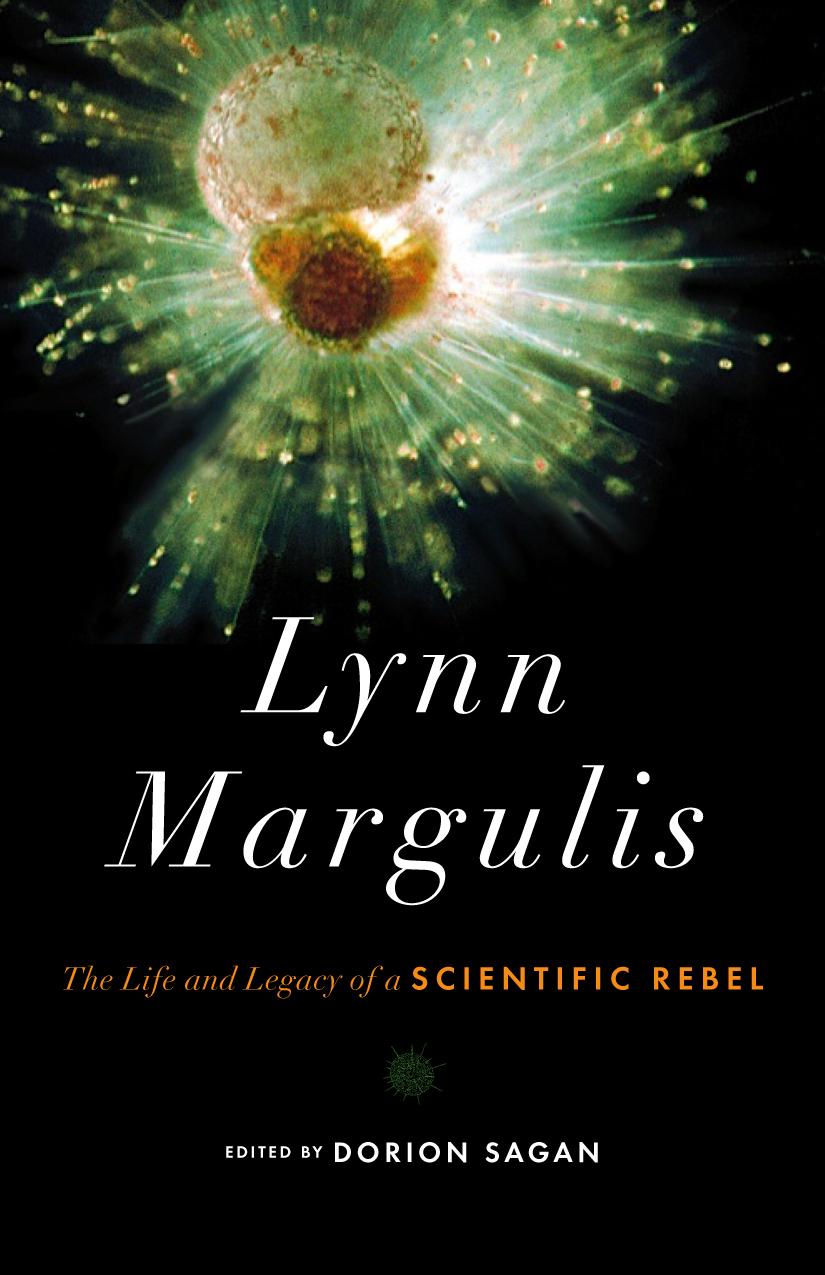 Lynn Margulis Cover