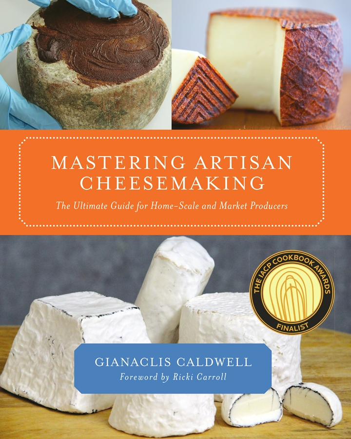 Mastering Artisan Cheesemaking Cover